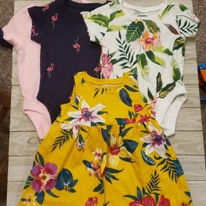 Old Navy Baby Girls Bundle